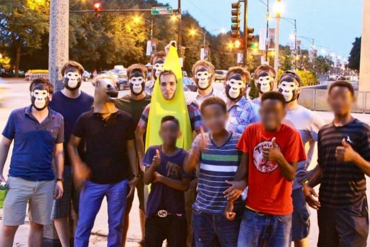 Chicago Aldermanic Candidate Daniel La Spata Apologizes For Controversial Banana Costume Photo Chicago Sun Times