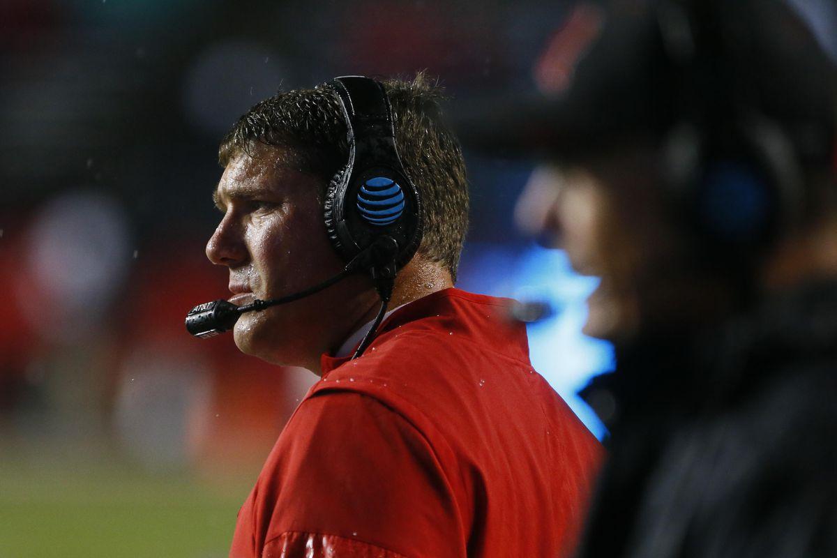 NCAA Football: Penn State at Rutgers