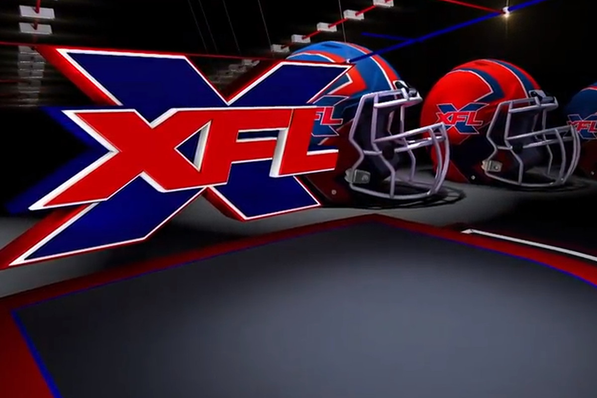 Image result for xfl 2020