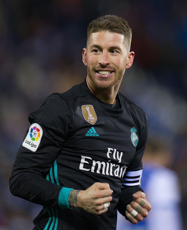 Sergio Ramos - Real Madrid - La Liga