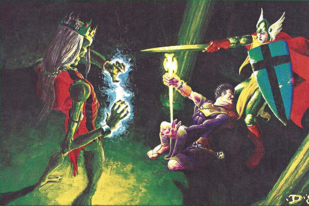How to run D&D's classic Tomb of Horrors - Polygon