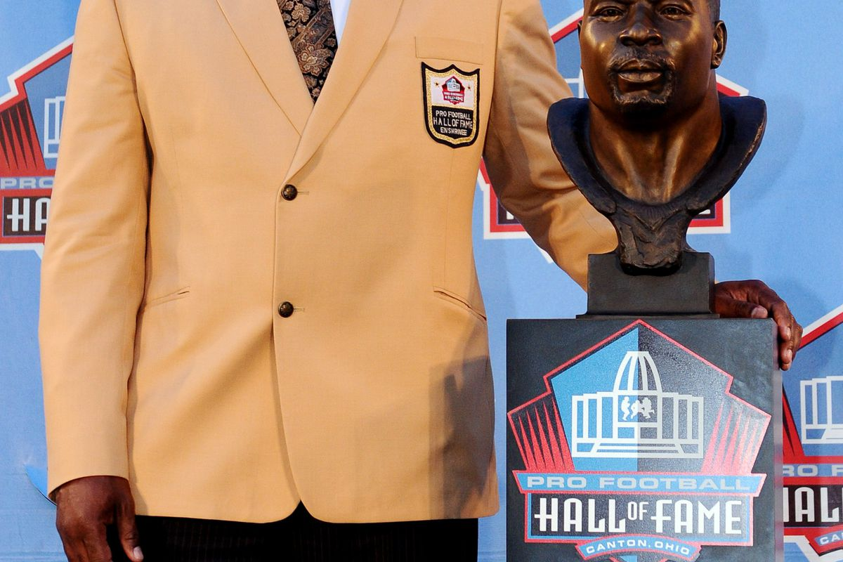 Chris Doleman (above) and Curtis Martin became the seventh and eighth former Pitt Panthers to enter the Pro Football Hall of Fame. Tim Fuller-US PRESSWIRE