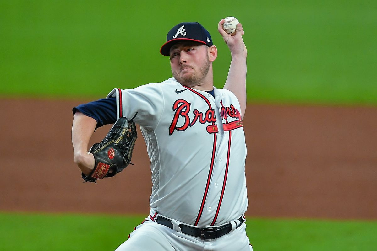 MLB: OCT 12 NL Division Series - Brewers at Braves