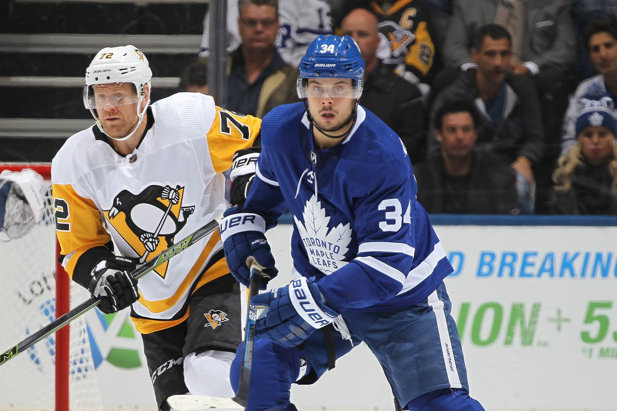4fe12a095 Miscellaneous Toronto Maple Leaf Thoughts  Matthews  Defence and ...