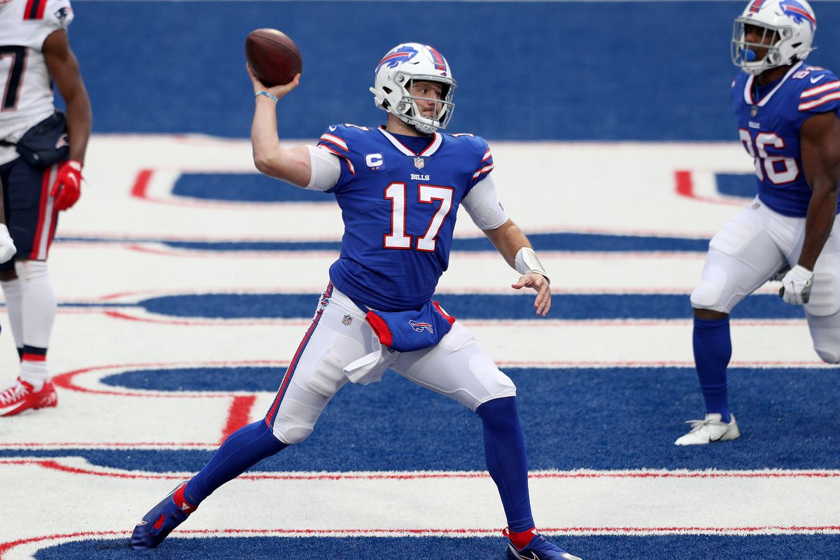 Buffalo Bills Record 2020 How Many Wins They Have And How It Compare To Preseason Win Total Odds Draftkings Nation