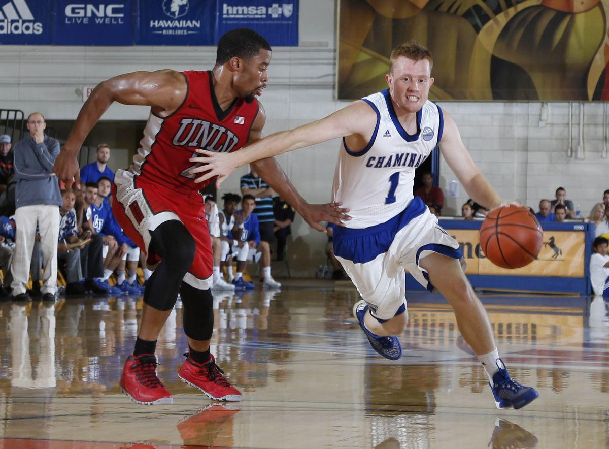 NCAA Basketball: Maui Invitational-UNLV vs Chaminade