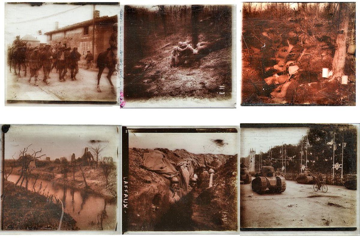 world war 1 slides