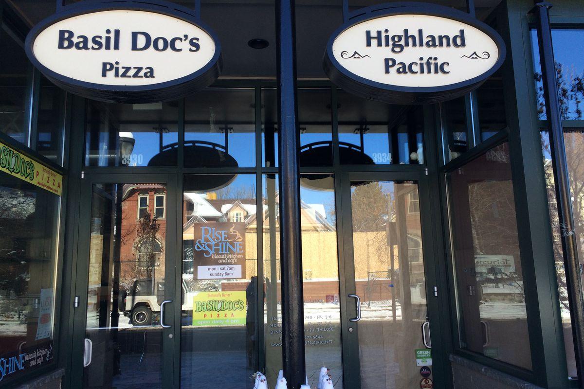Basil Doc's/Rise & Shine, Highland Pacific