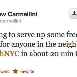 """<a href=""""http://ny.eater.com/archives/2012/11/dogooding.php"""">Eight Acts of Kindness From Restaurateurs Post-Sandy</a>"""