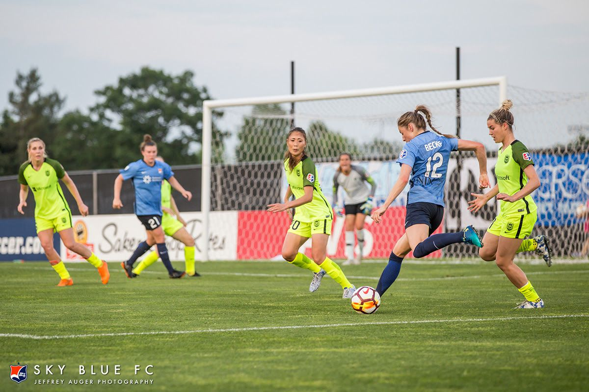 Sky Blue FC vs. Seattle Reign FC