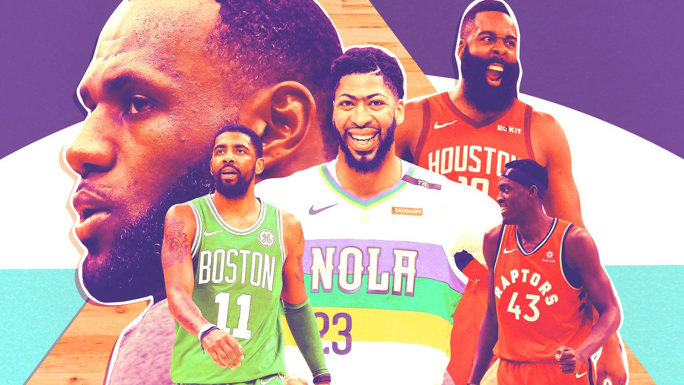 NBA- The Ringer - cover