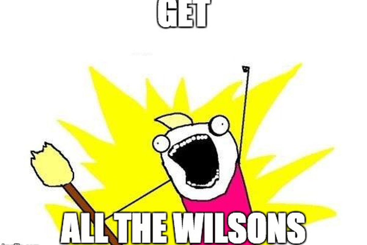 get all the wilsons