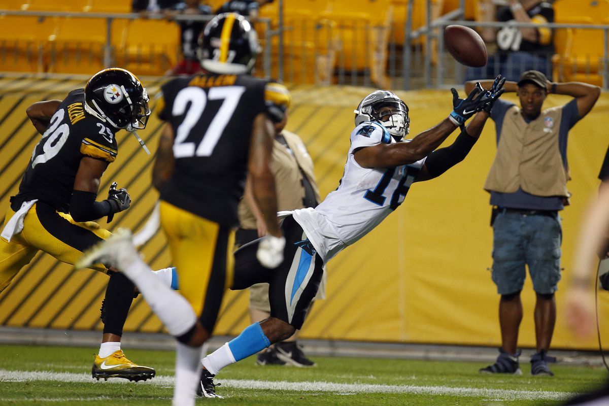 be7f3c56 Thursday Night Football live thread: Panthers @ Steelers - Blogging ...