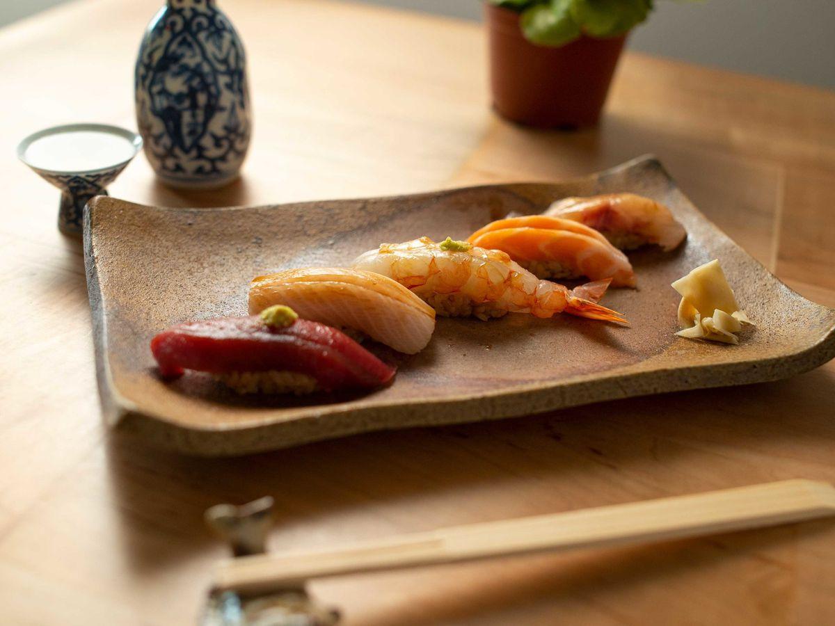 Sushi from Sushi Gakyu