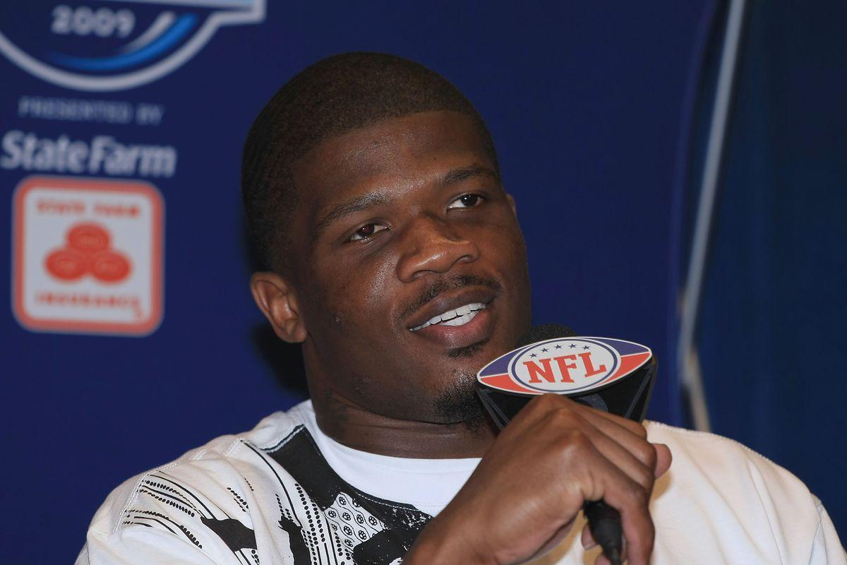 2009 Pro Bowl Press Conference