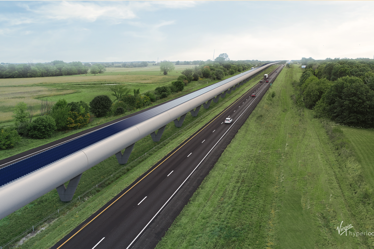 a hyperloop in missouri a new study says it s feasible but not necessarily affordable