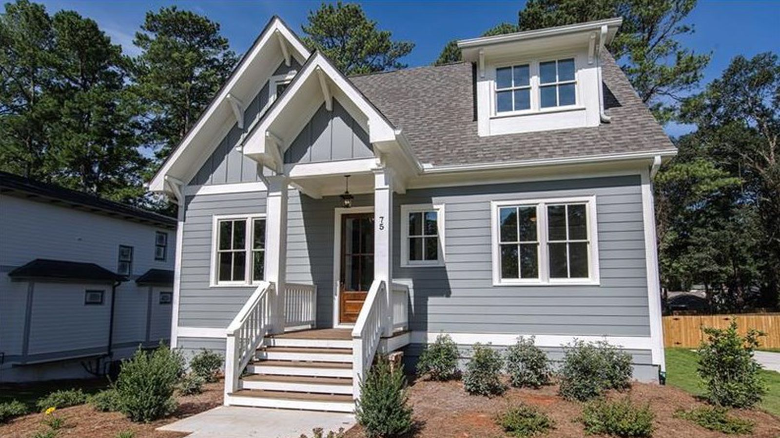In East Lake Craftsman Style New Construction Is Flirting
