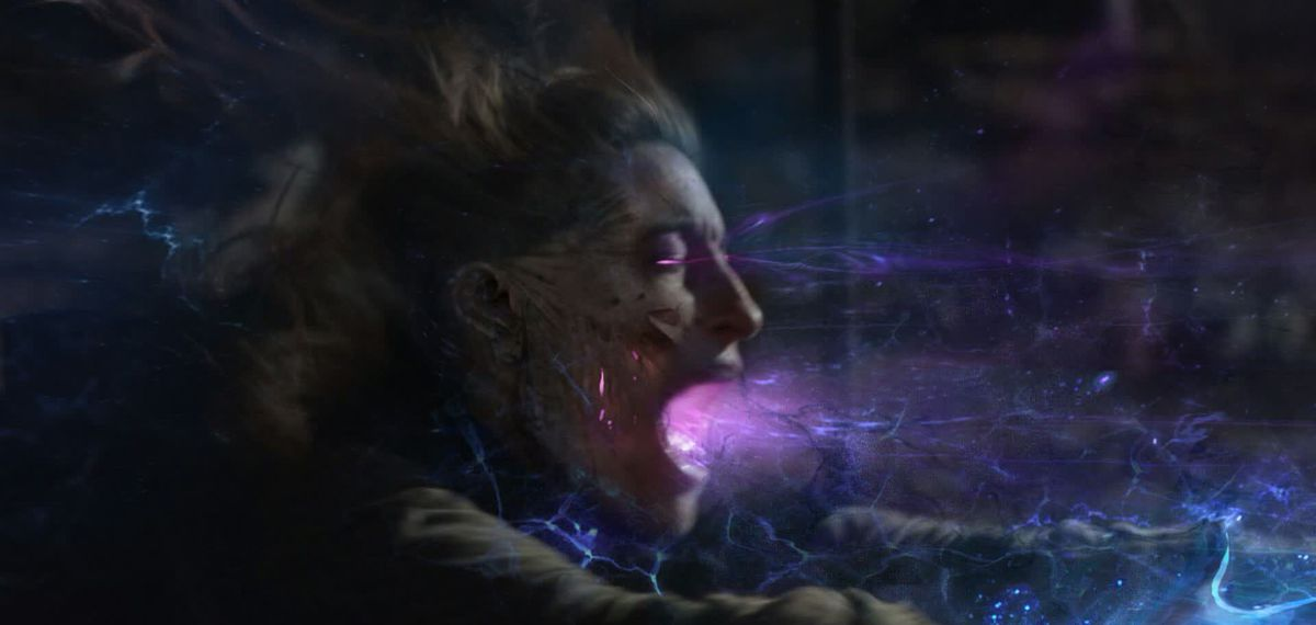 WandaVision concept art reveals early magic plans, Marvel ...
