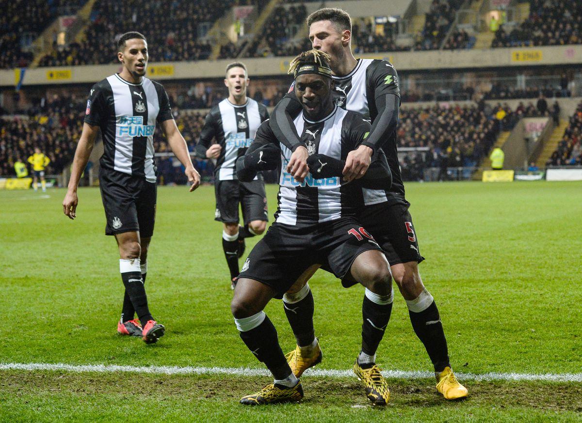 Oxford United v Newcastle United - FA Cup Fourth Round: Replay