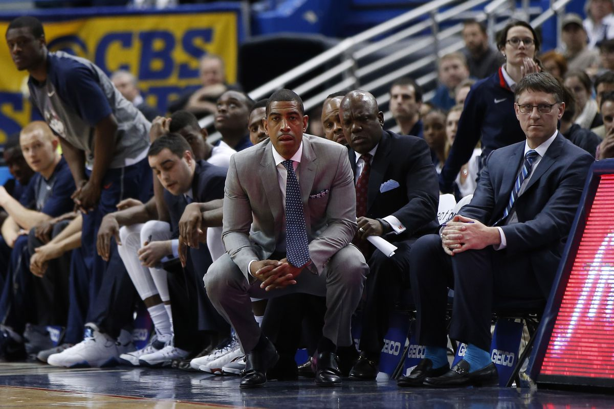 Kevin Ollie and the Huskies are still in on one of 2016's top recruits.