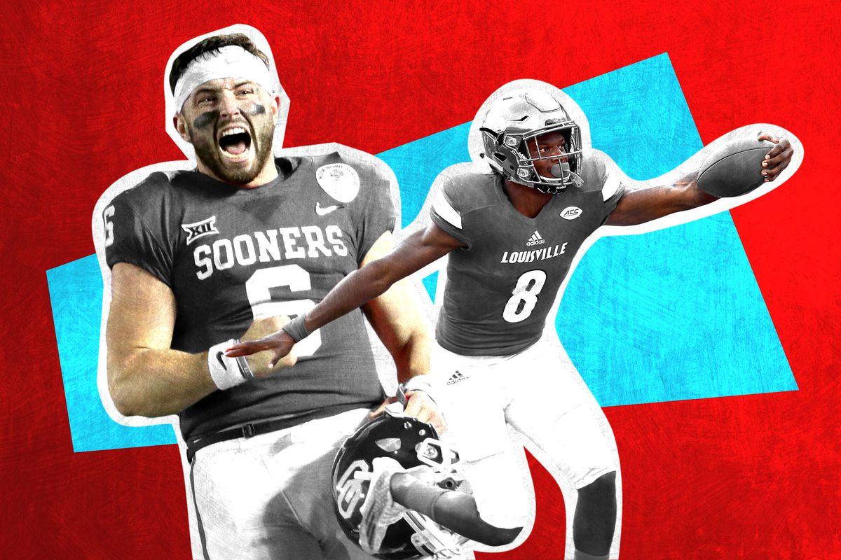 4d00f2e32 Baker Mayfield Should Be the Top Pick in the 2018 Draft - The Ringer