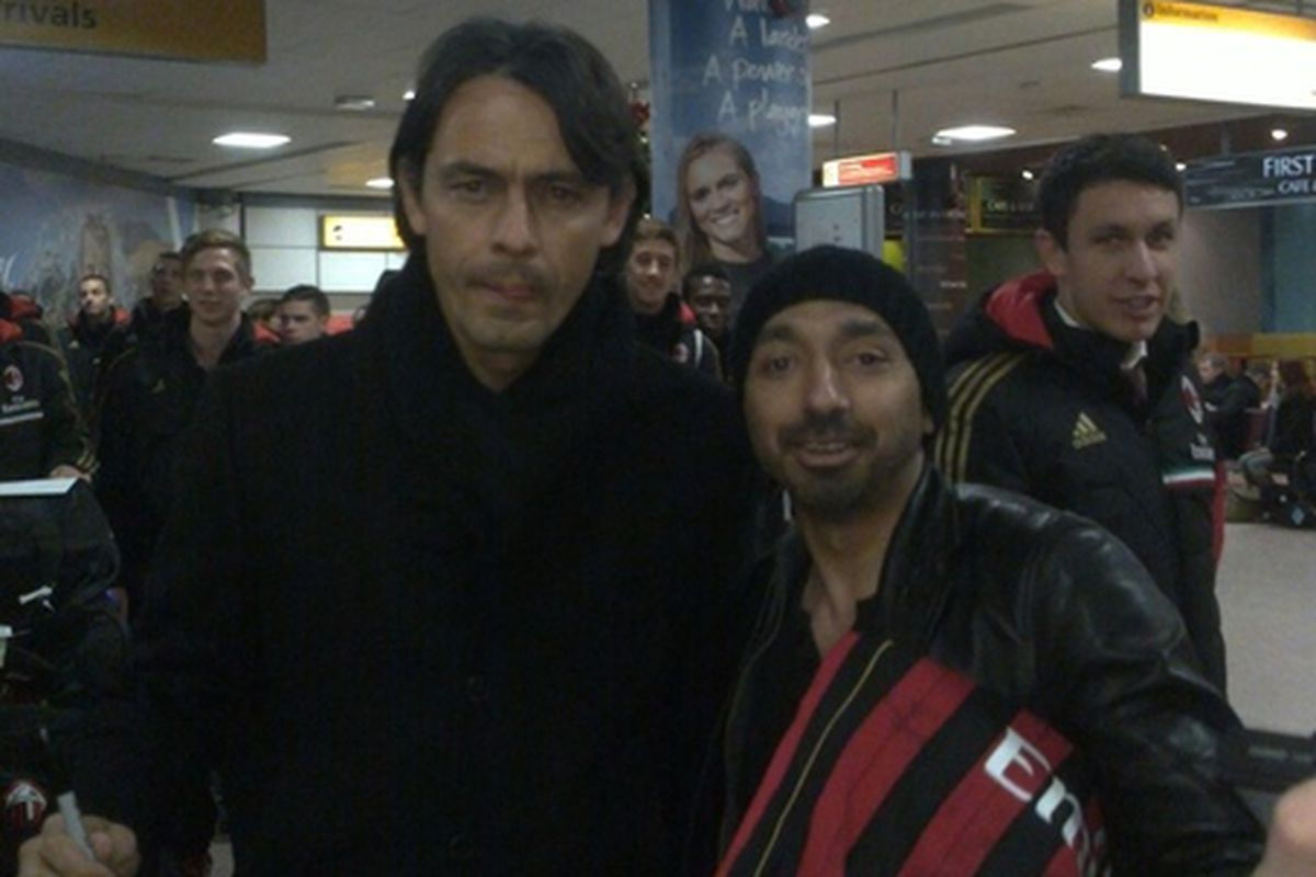 Me with a Legend!