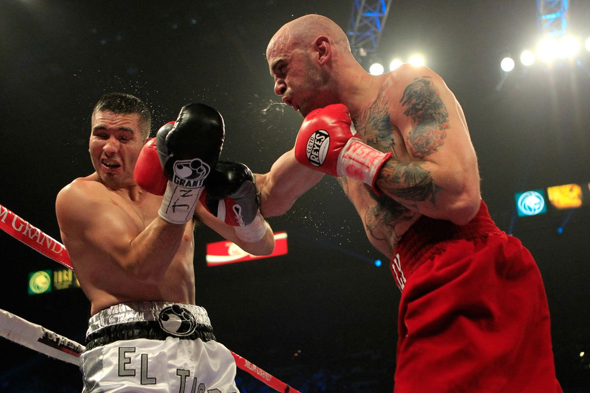 Kelly Pavlik says he's tired of 'playing the game.' (Photo by Chris Trotman/Getty Images)