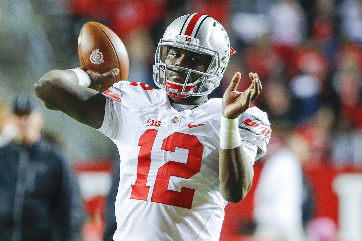 Cardale Jones returns at starting quarterback for Ohio State.