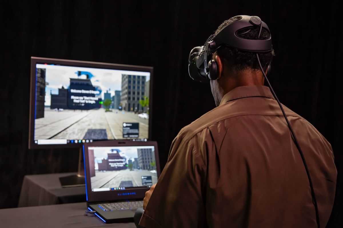 UPS to use VR headset for driver training