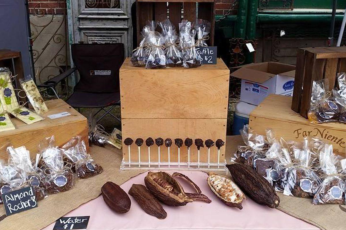 Chcolate spread including Miette et Chocolat