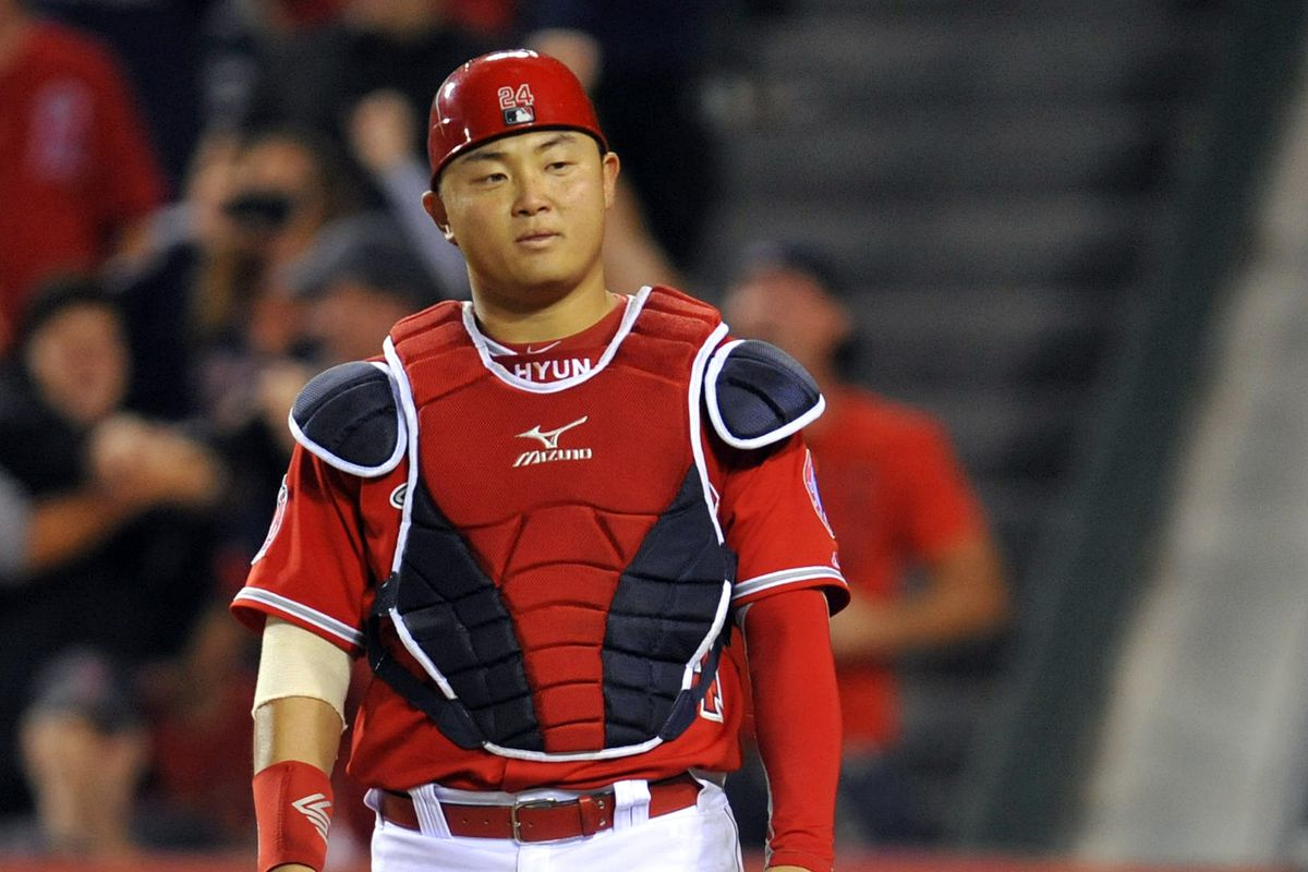 Hank Conger\'s suspect framing numbers - Beyond the Box Score