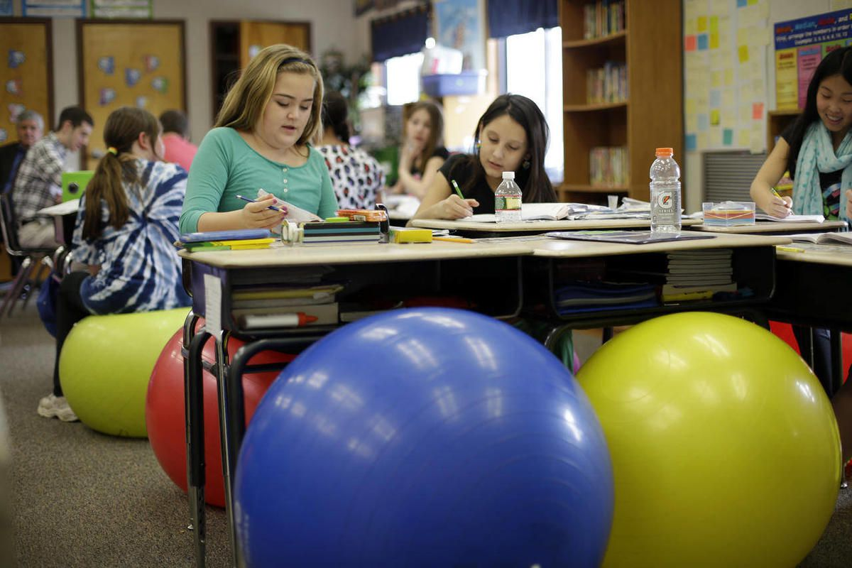Physical activity at school might boost grades, study shows