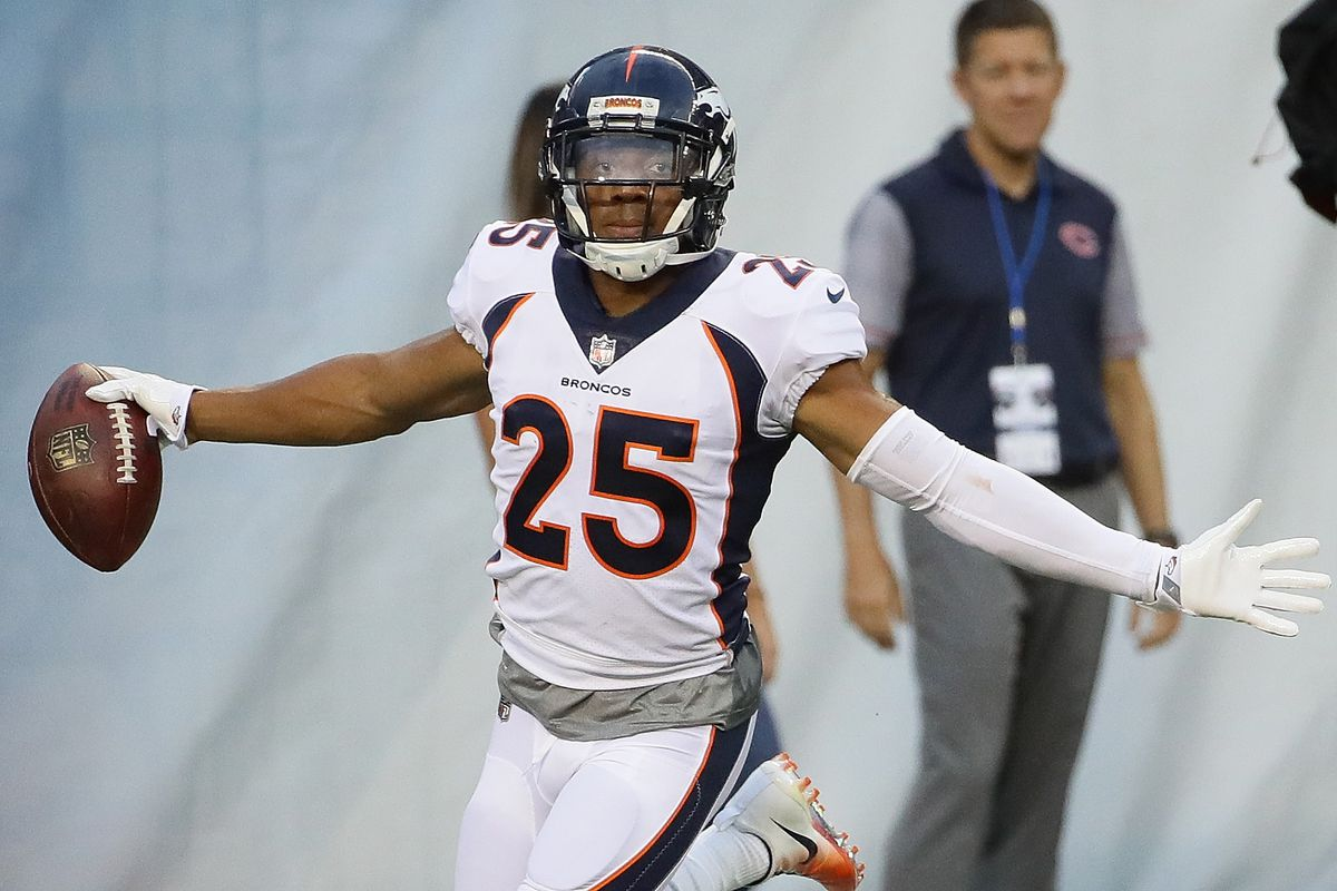 Chris Harris Jr Still Ranks As One Of The Top Slot Cornerbacks From