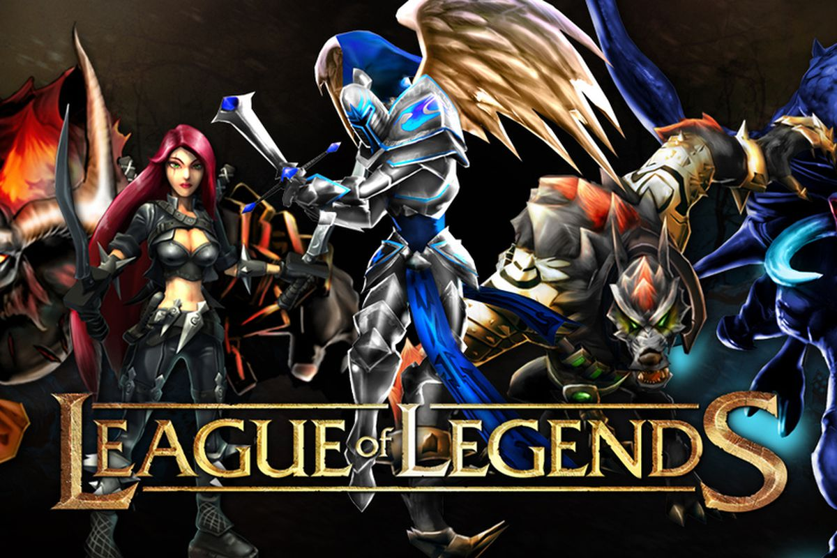 league of legends banner