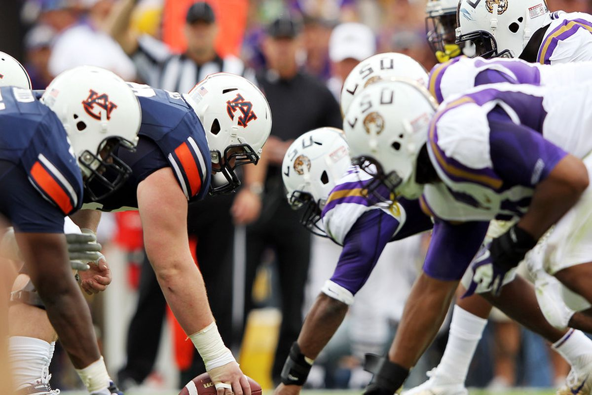 Auburn couldn't match up against the SEC's elite last season. Will that change in 2012?