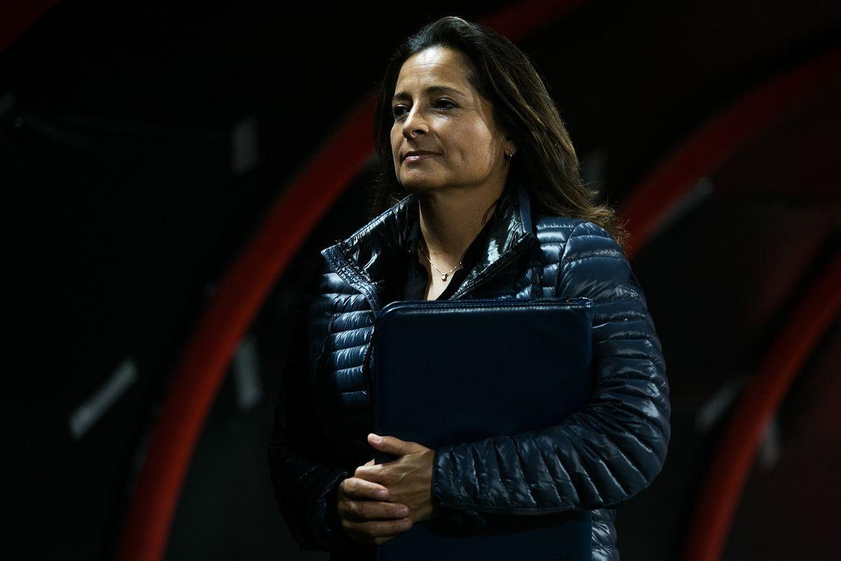 Xolos Femenil head coach Andrea Rodebaugh