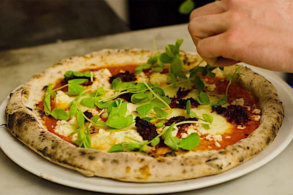 Brexit deal pizza: With U.K. set to leave the E.U. in Theresa May's Brexit deal, Stoke Newington pizzeria offers discount on second referendum email