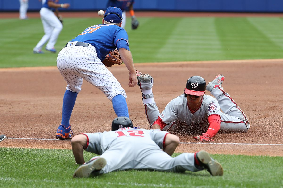 Washington Nationals swept in four-game set in Citi Field after another bullpen blow-up, 6-4 New York Mets