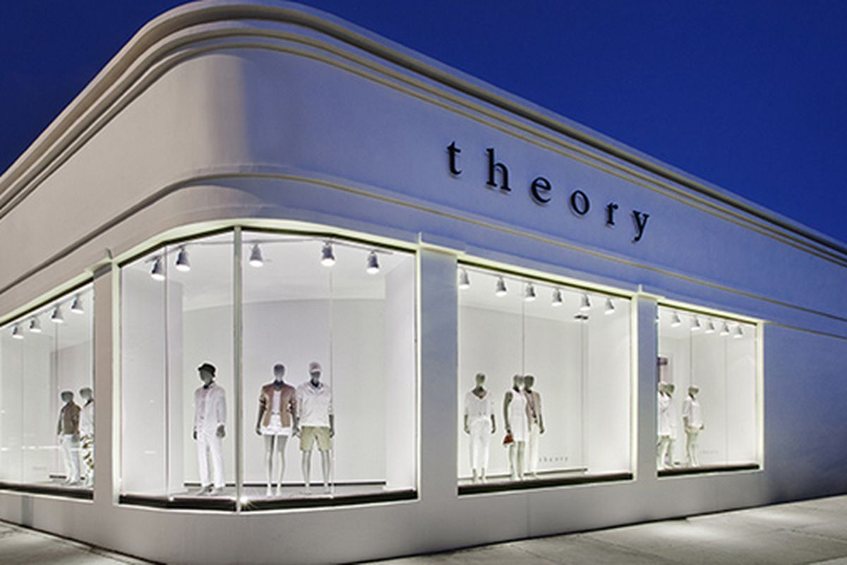 """Image of Theory's Melrose boutique <a href=""""http://www.theory.com/theory-stores/theory-stores,default,pg.html"""">via</a>"""