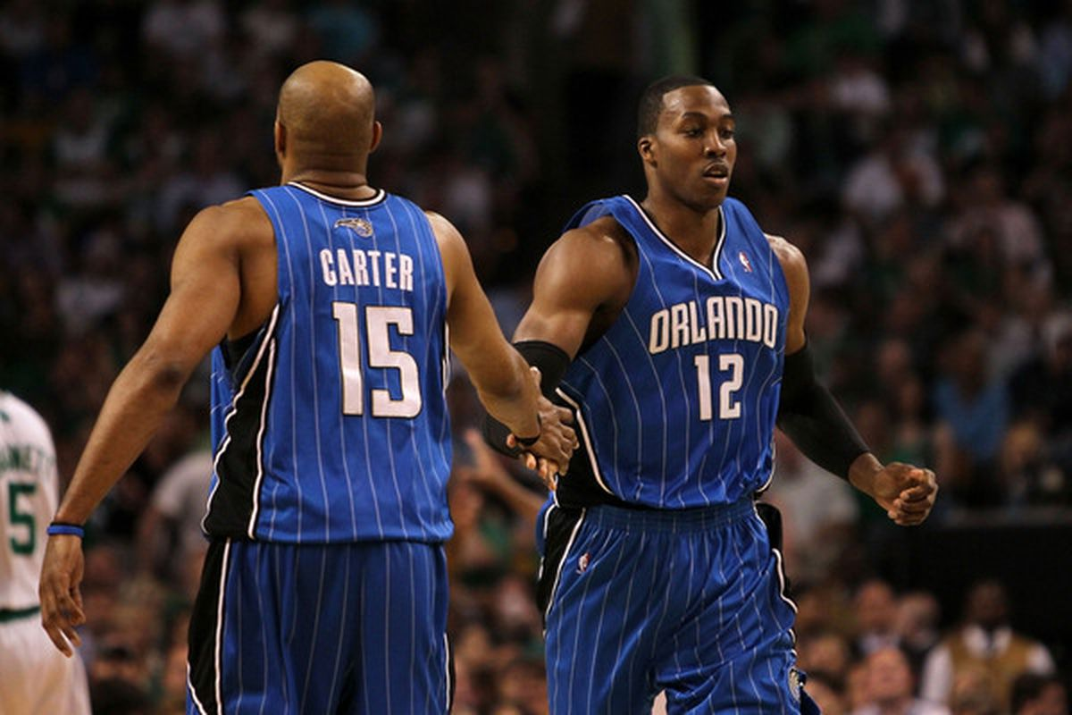differently d81ef d3cd7 Orlando Magic News for September 29th: Resolving Issues ...
