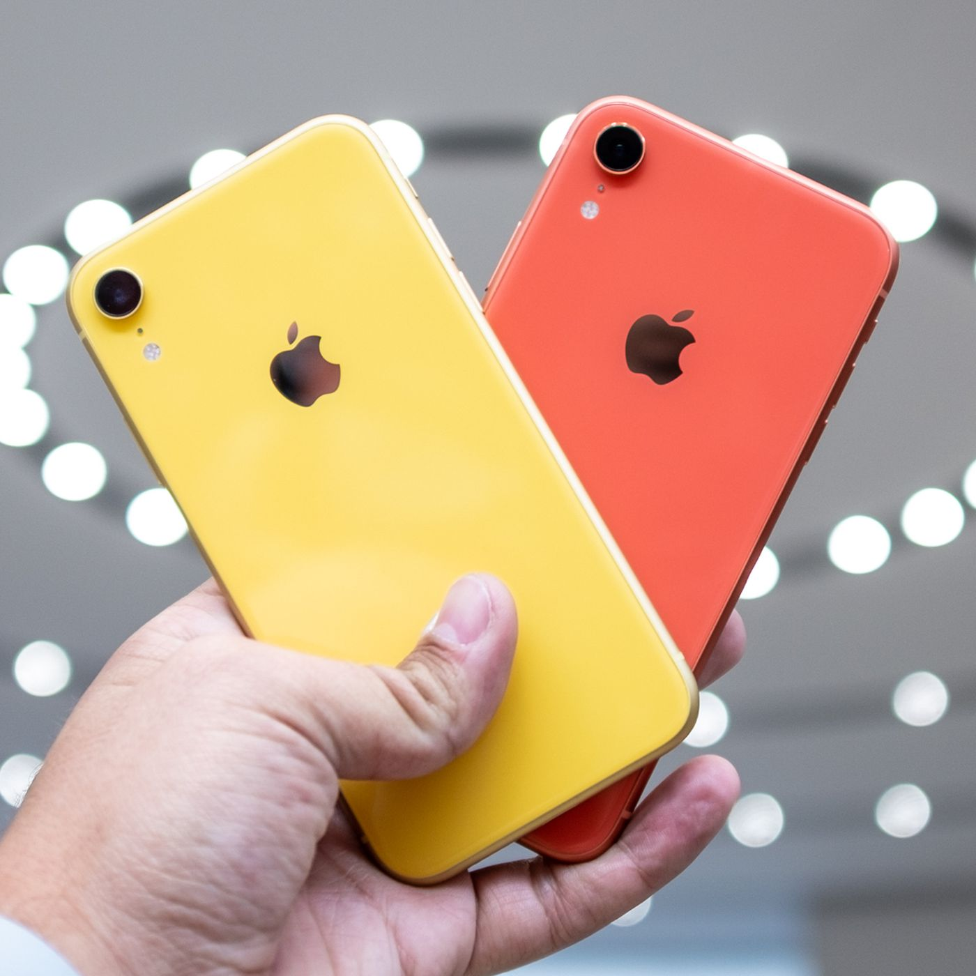 7fd21e80178 Apple iPhone XR hands-on: the new default iPhone - The Verge