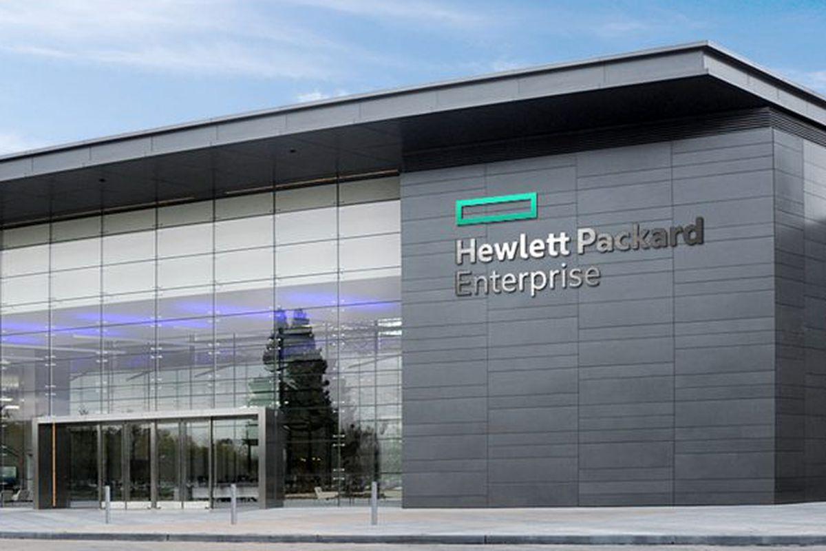 Hewlett Packard Enterprise Beats Q1 Expectations - Recode