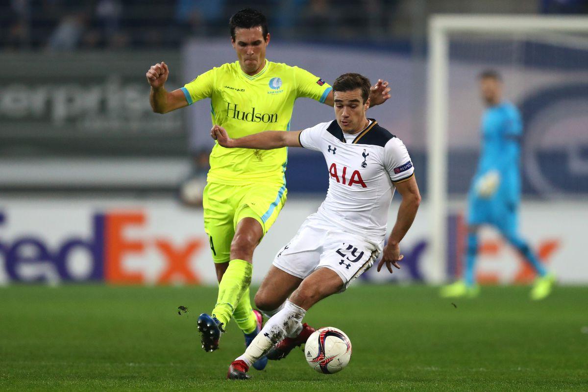 KAA Gent v Tottenham Hotspur - UEFA Europa League Round of 32: First Leg