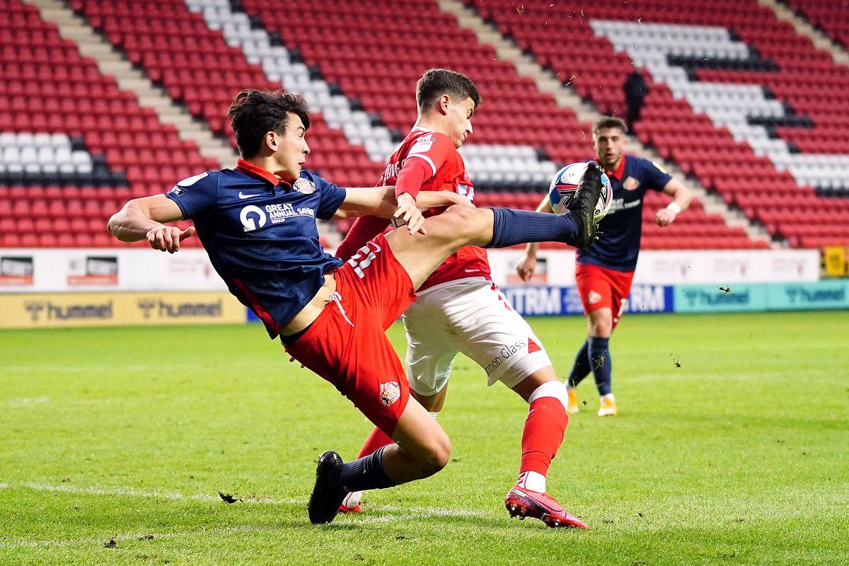 Charlton Athletic v Sunderland - Sky Bet League One - The Valley
