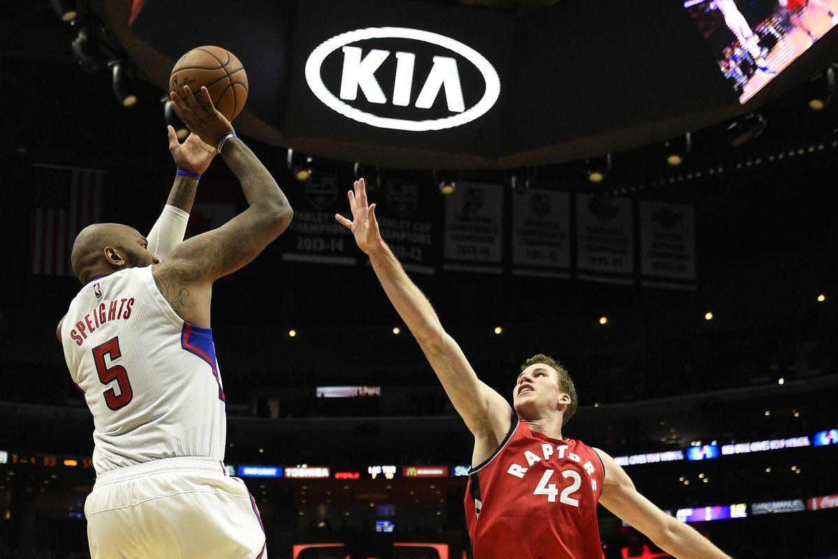 NBA: Preseason-Toronto Raptors at Los Angeles Clippers