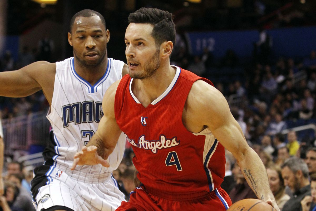 Willie Green and J.J. Redick