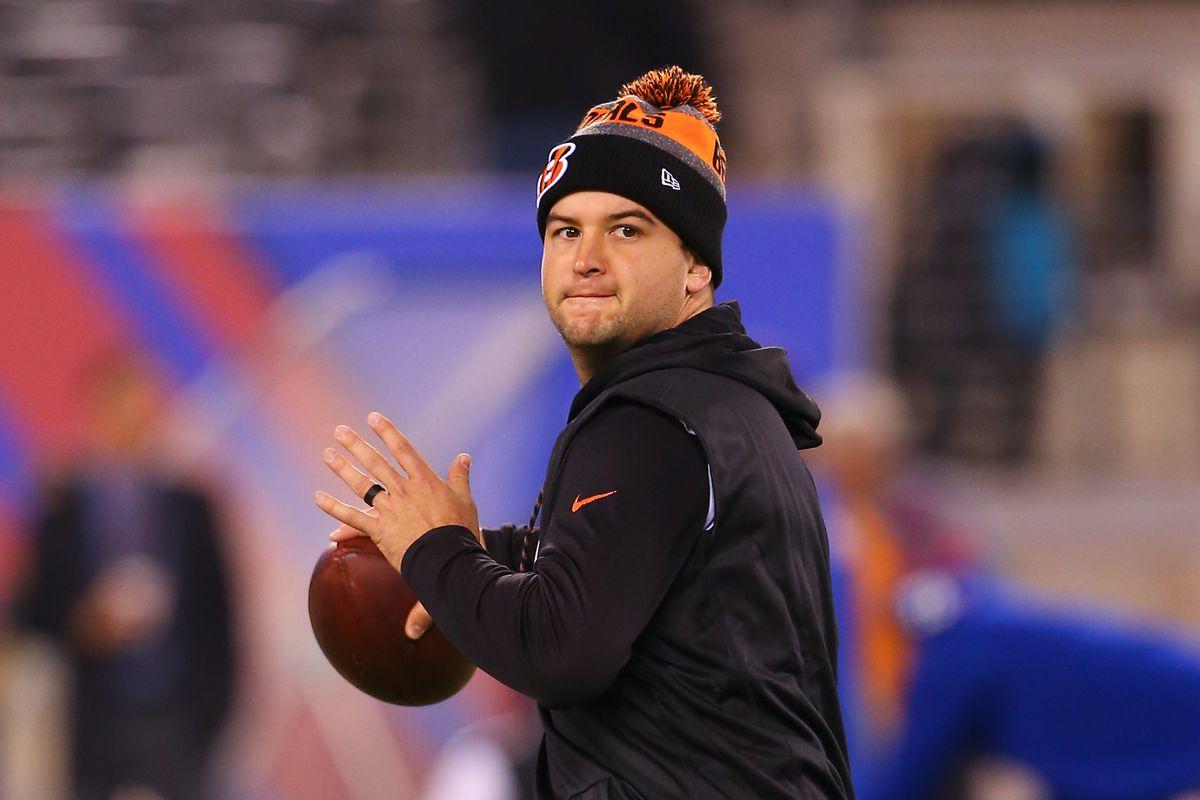 NFL: NOV 14 Bengals at Giants