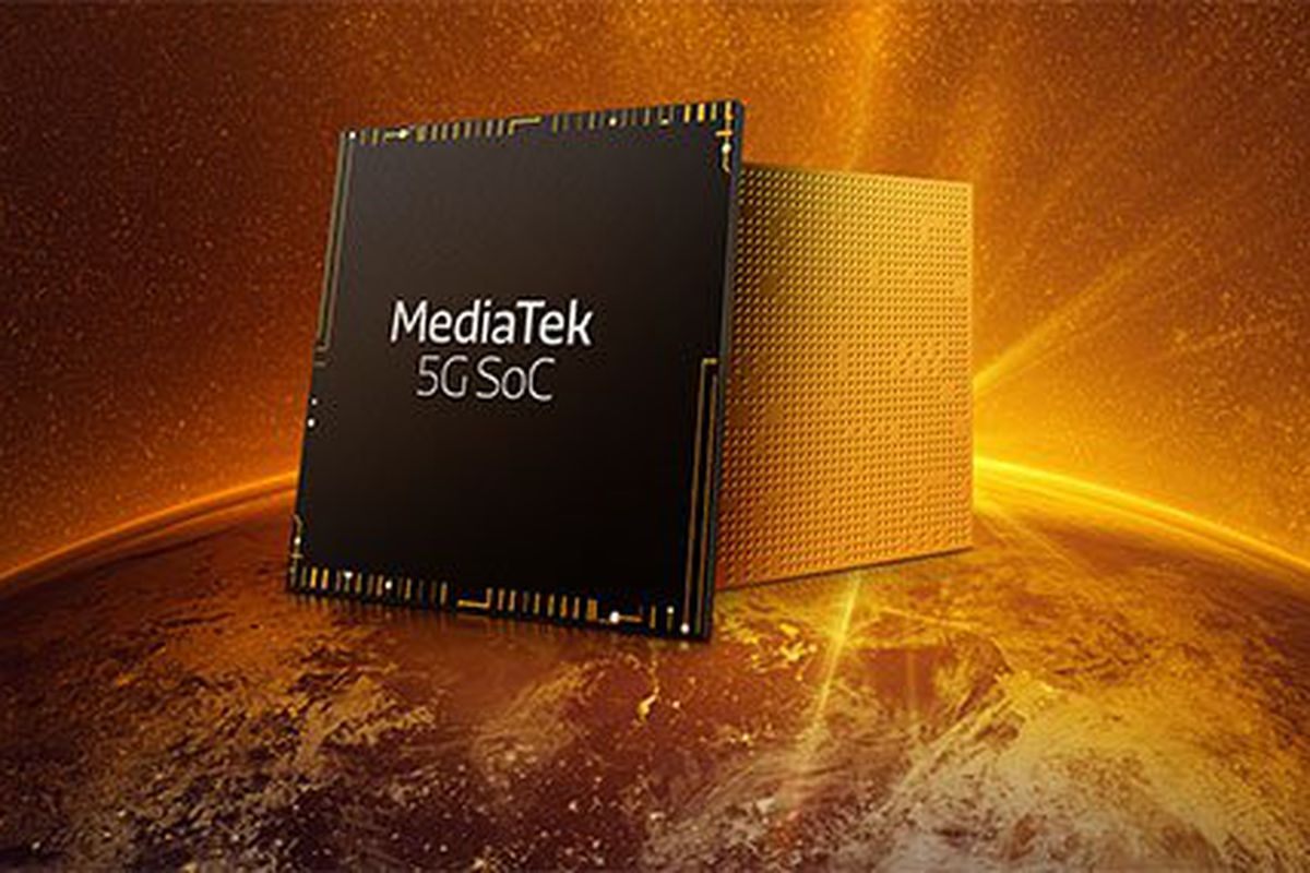 MediaTek's first 5G-enabled chipset will save battery life