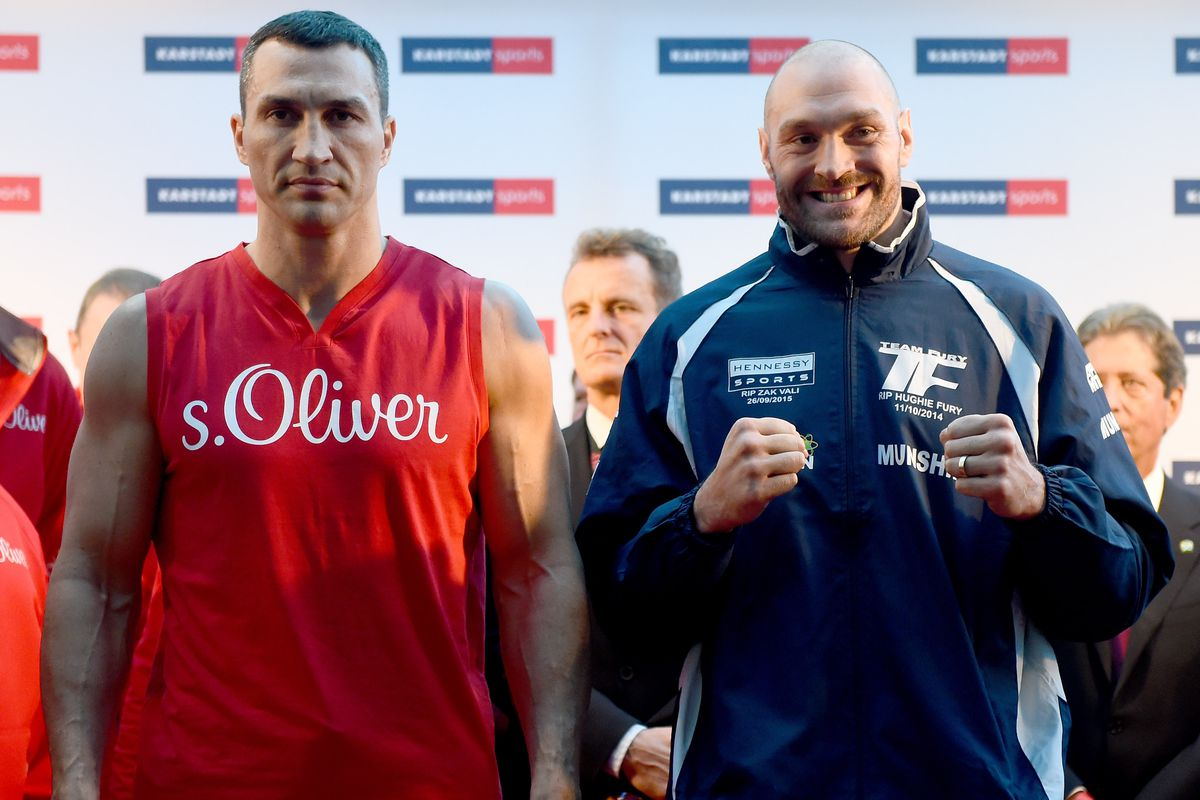 Klitschko Vs Fury Stream