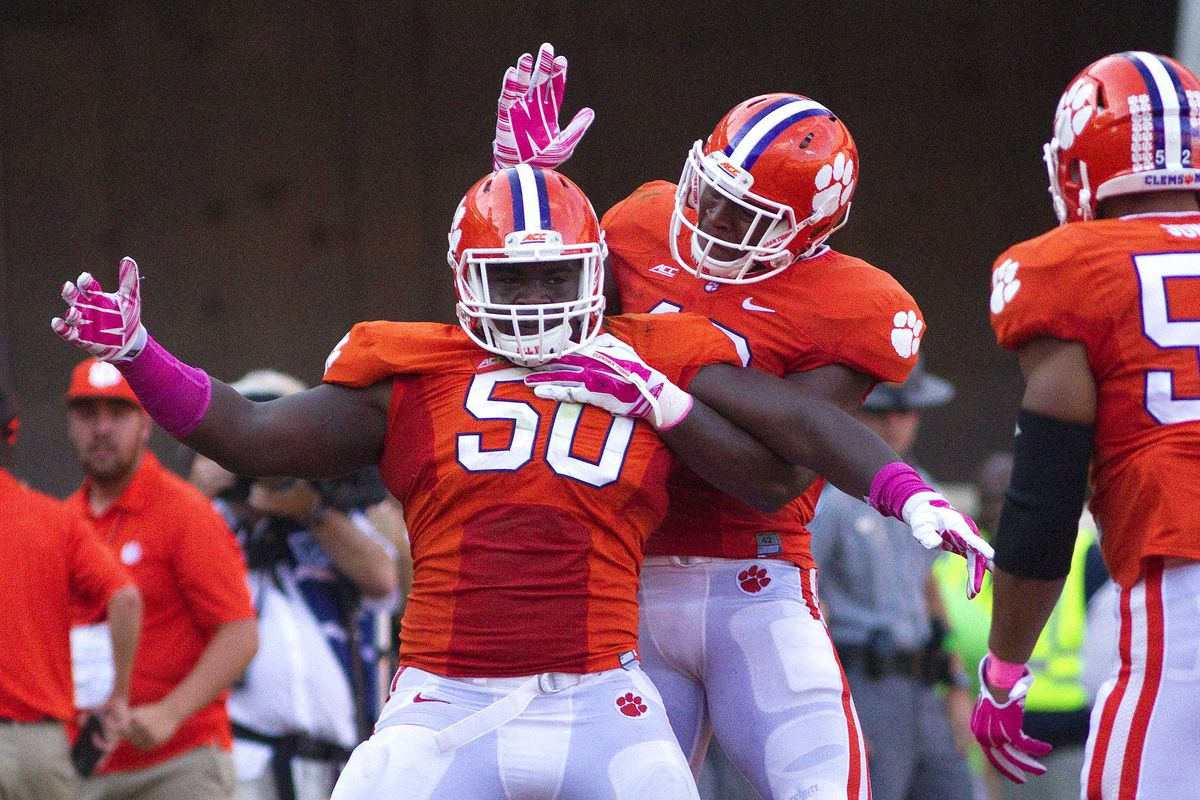 NFL Draft results 2015 Grady Jarrett drafted by Falcons after